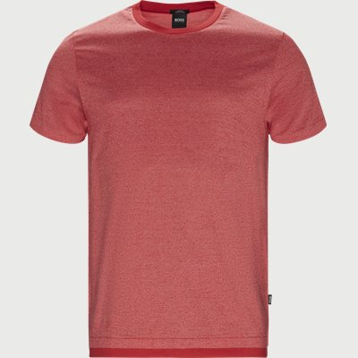 Slim | T-shirts | Red