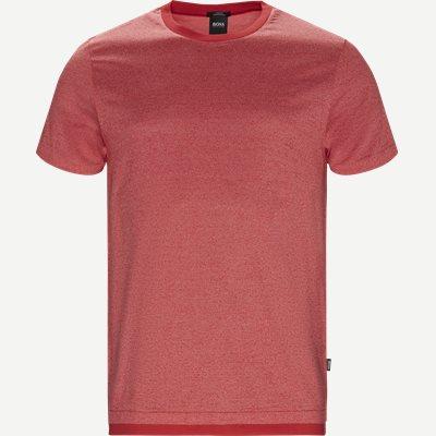 Tessler111 T-shirt Slim | Tessler111 T-shirt | Rød
