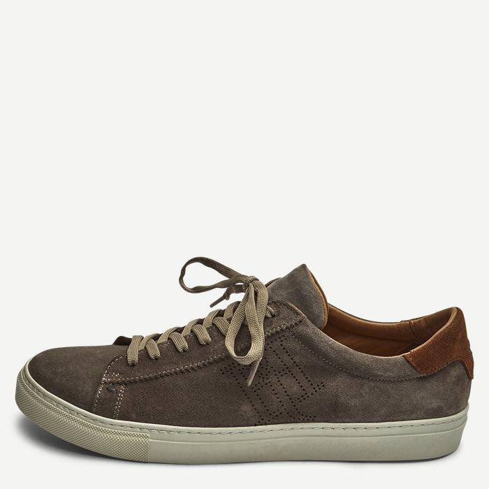 Vaspa Sneaker - Sko - Brun