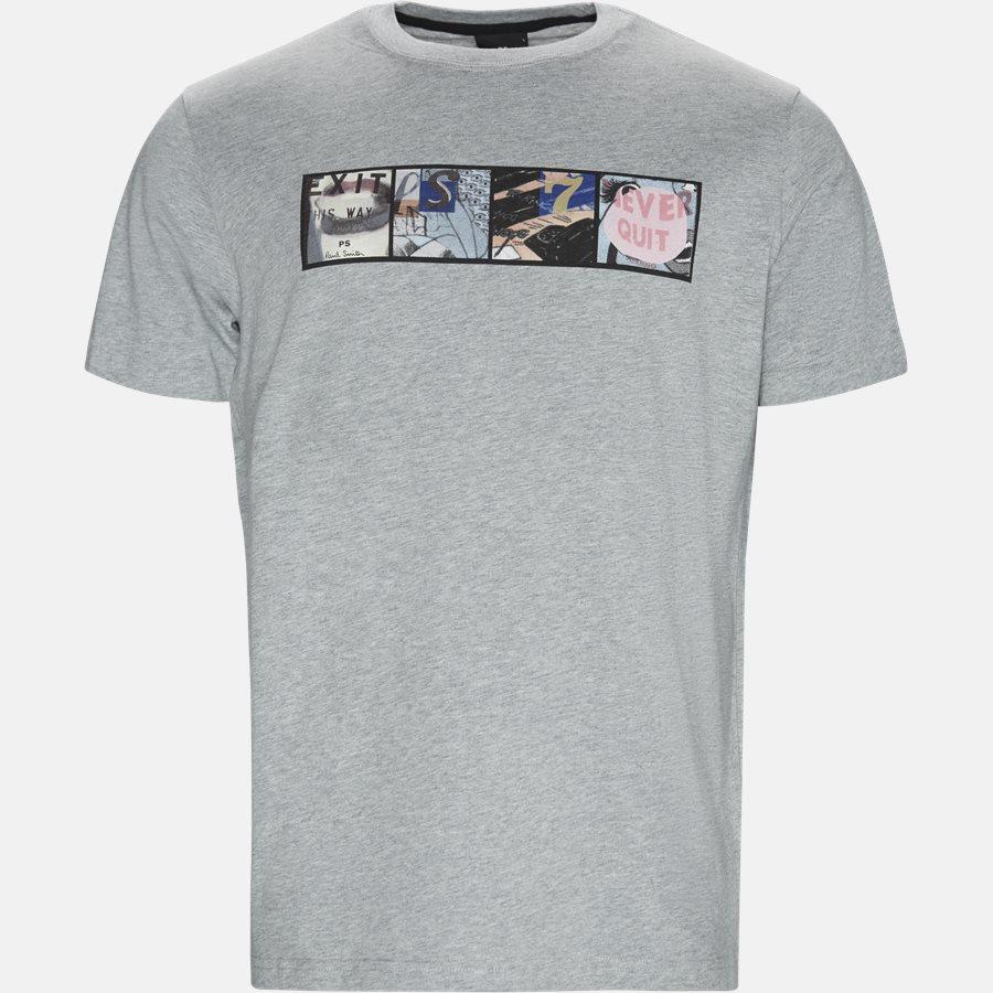 11R AP1027 - T-shirts - L.GREY - 1