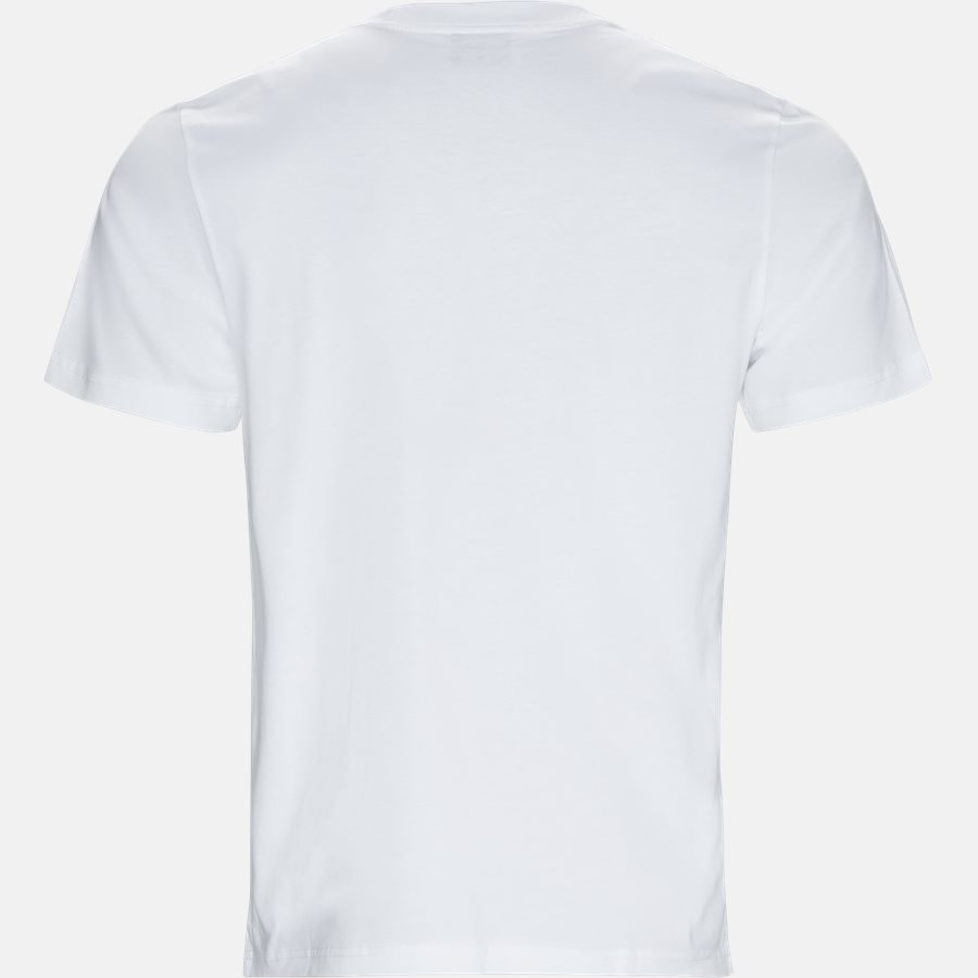 011R AP1059 - T-shirts - Regular fit - WHITE - 2