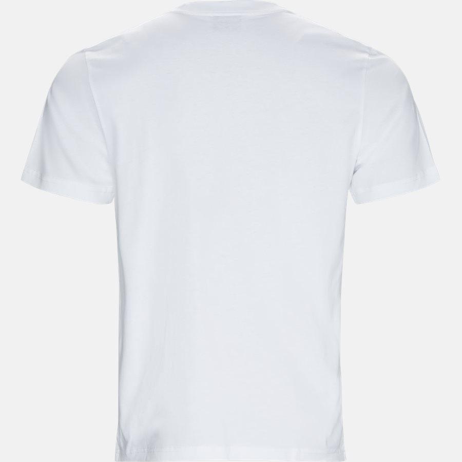 011R AP1059 - T-shirts - Regular fit - WHITE - 2