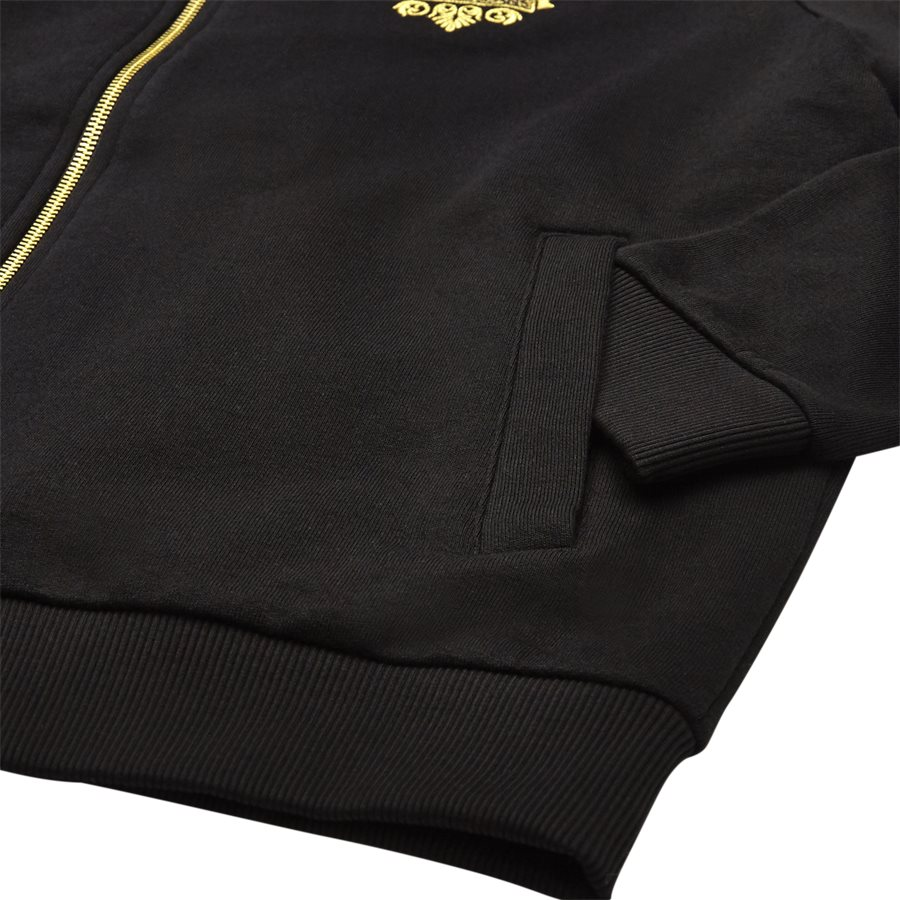 B7GSB7FB36604899 - B7GSB7FB366 04899 Sweatshirt - Sweatshirts - Regular - SORT - 4
