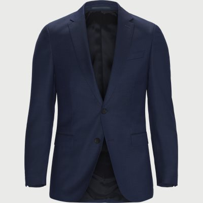 Novan 6 Blazer Slim | Novan 6 Blazer | Blå