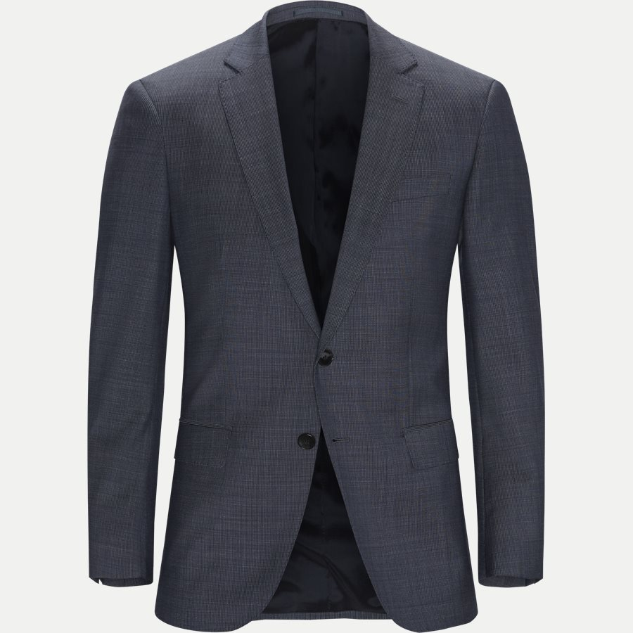 50405579 HUGE6 - Hugo6 Blazer - Blazer - Slim - NAVY - 1