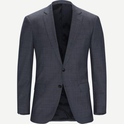 Hugo6 Blazer Slim | Hugo6 Blazer | Blå