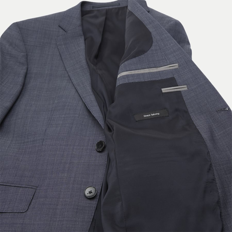 50405579 HUGE6 - Hugo6 Blazer - Blazer - Slim - NAVY - 8