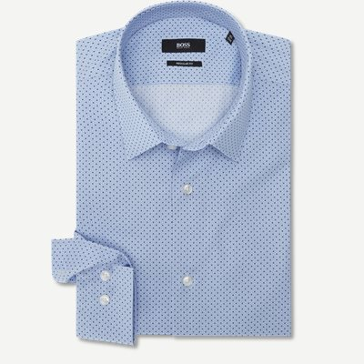 Eliott Skjorte Regular | Eliott Skjorte | Blå