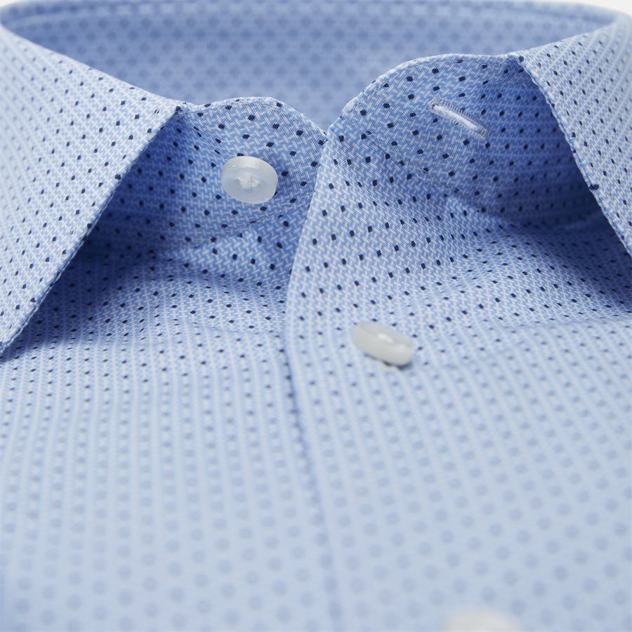 50404852 ELIOTT - Eliott Skjorte - Skjorter - Regular - BLÅ - 3