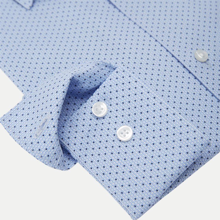 50404852 ELIOTT - Eliott Skjorte - Skjorter - Regular - BLÅ - 4
