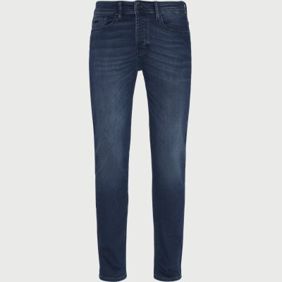 Tapered fit | Jeans | Jeans-Blau