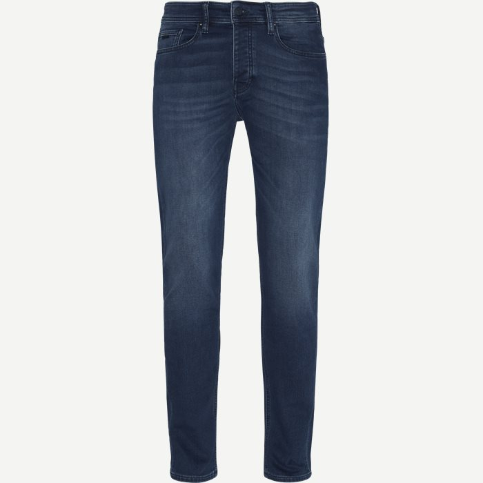 Jeans - Tapered fit - Jeans-Blau