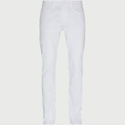 Delaware BC Opposite Jeans Slim | Delaware BC Opposite Jeans | Hvid