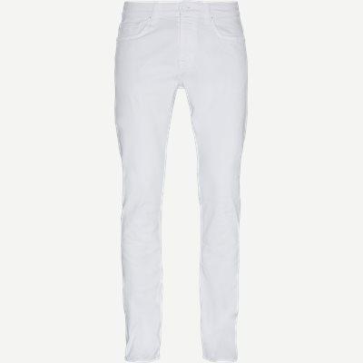 Slim | Jeans | Weiß