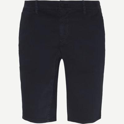 Slim | Shorts | Blå