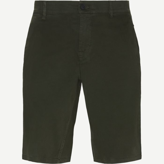 Shorts - Slim - Army