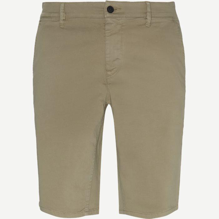 Schino-Slim Shorts - Shorts - Slim - Sand