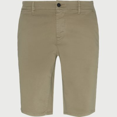 Slim fit | Shorts | Sand