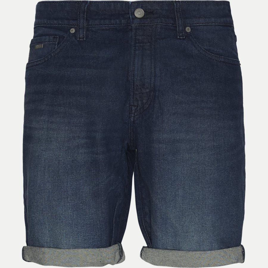 50405599 MAINE SHORTS - Maine Face Shorts - Shorts - Regular - DENIM - 1