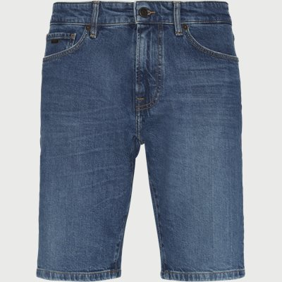 Maine Live Shorts Regular | Maine Live Shorts | Denim