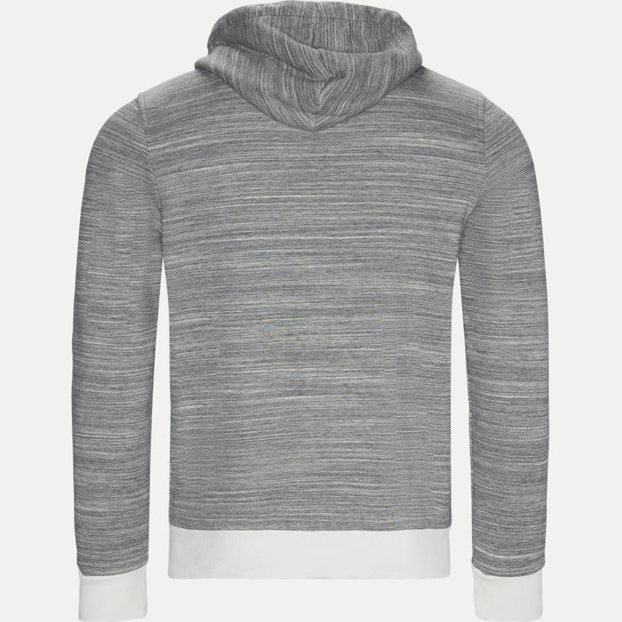50402236 CP ATCH - Zpatch Hoodie - Sweatshirts - Regular - GRÅ - 2