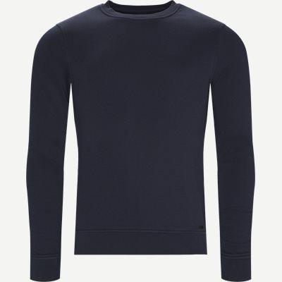 Truecrew Sweatshirt Regular | Truecrew Sweatshirt | Blå