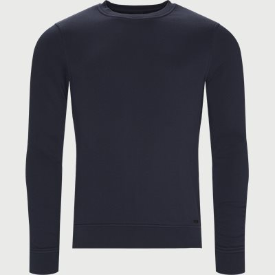Truecrew Sweatshirt Regular | Truecrew Sweatshirt | Blå