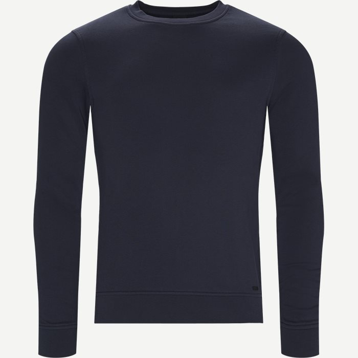 Truecrew Sweatshirt - Sweatshirts - Regular - Blå