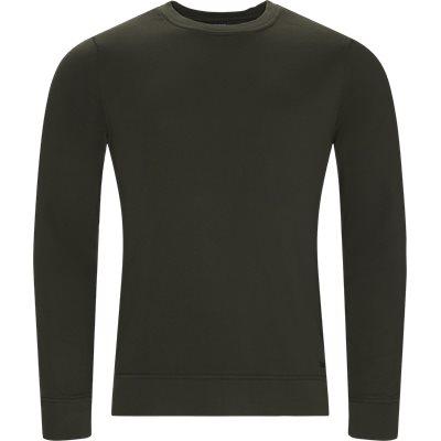 Truecrew Sweatshirt Regular | Truecrew Sweatshirt | Army