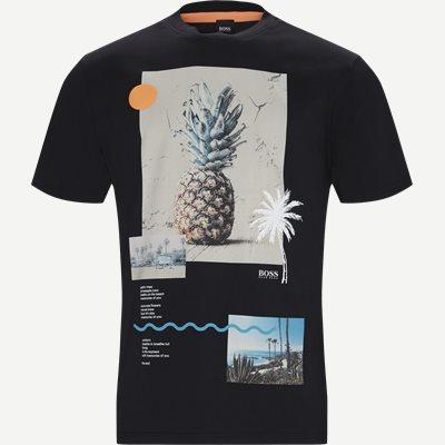 Teecher3 T-shirt Relaxed fit | Teecher3 T-shirt | Sort