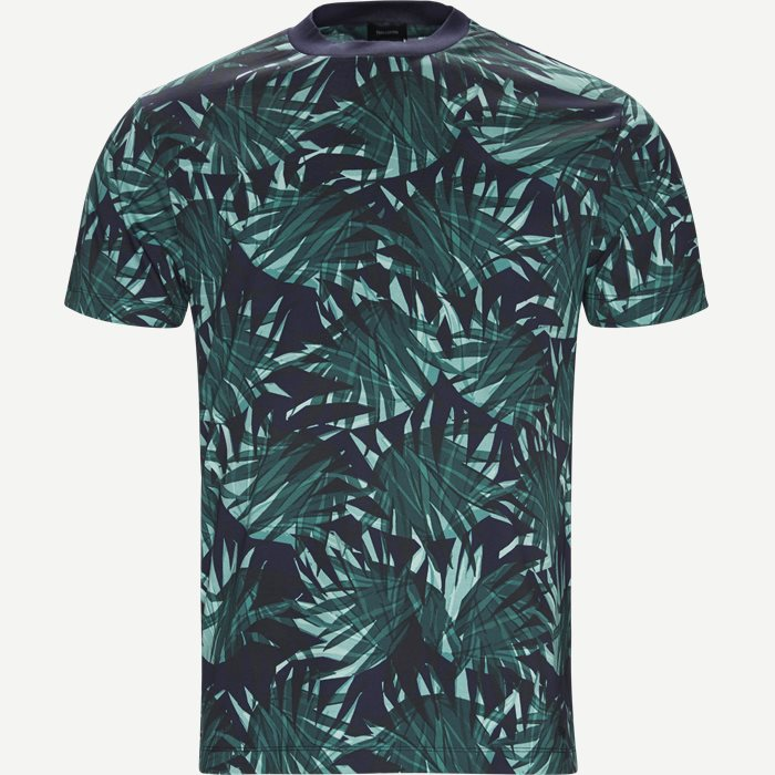 T-shirts - Relaxed fit - Blue