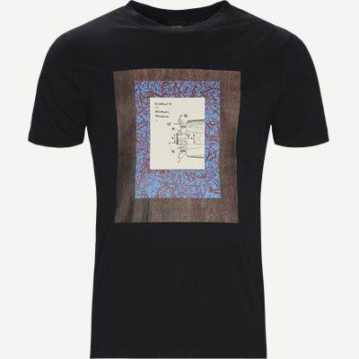 Teecher1 T-shirt Relaxed fit | Teecher1 T-shirt | Sort