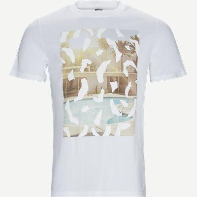 Tpool1 T-shirt Relaxed fit | Tpool1 T-shirt | Hvid
