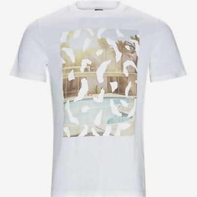 Tpool1 T-shirt Relaxed fit | Tpool1 T-shirt | Hvid
