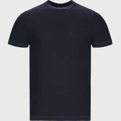 Tfold T-shirt Relaxed fit | Tfold T-shirt | Blå
