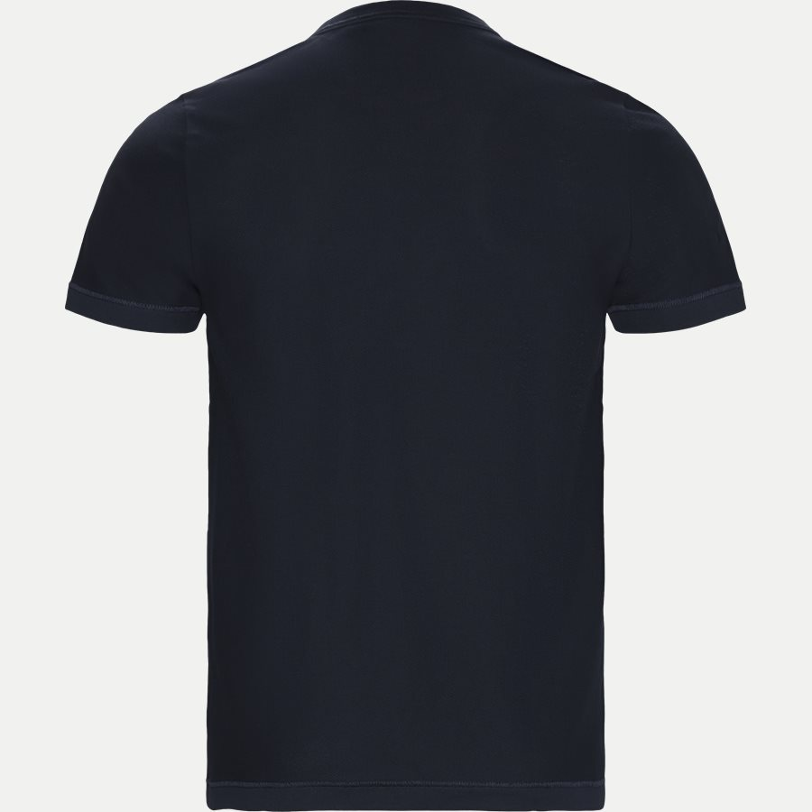 50402332 TFOLD - Tfold T-shirt - T-shirts - Relaxed fit - NAVY - 2