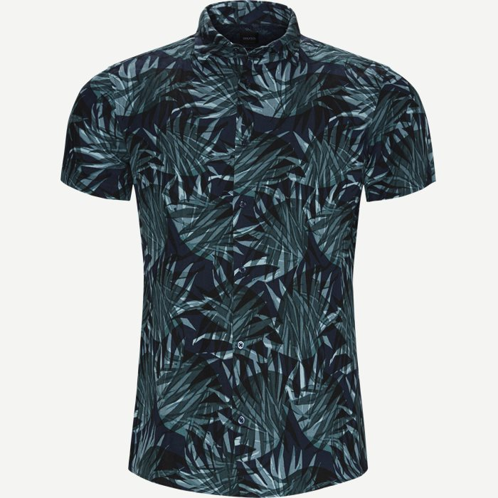 Shirt-sleeved shirts - Regular - Green