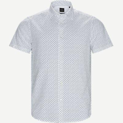 Rash Kortærmet Skjorte Regular | Rash Kortærmet Skjorte | Hvid