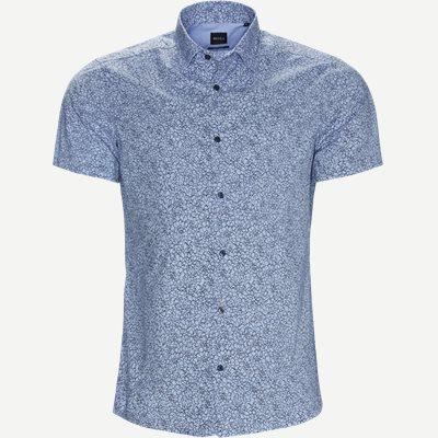 Rash Kortærmet Skjorte Regular | Rash Kortærmet Skjorte | Blå