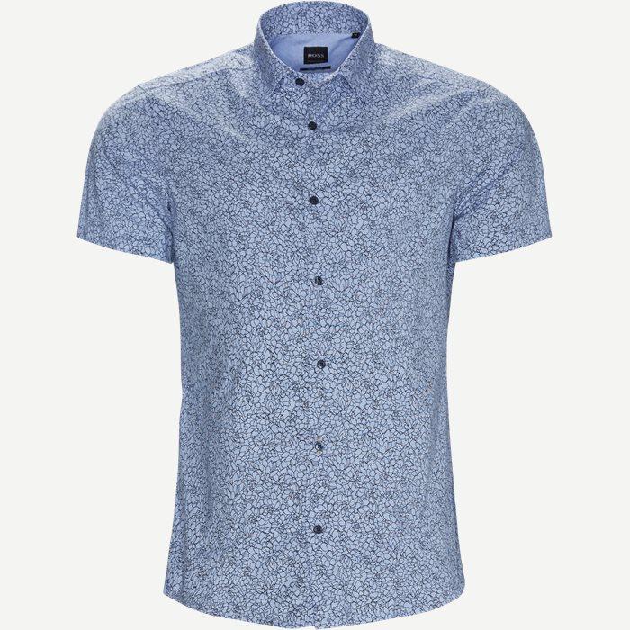 Shirt-sleeved shirts - Regular - Blue