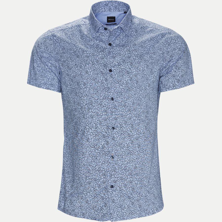50404150 RASH - Rash Kortærmet Skjorte - Skjorter - Regular - BLÅ - 1