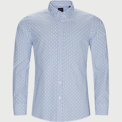 Relegant_1 Skjorte Regular | Relegant_1 Skjorte | Blå