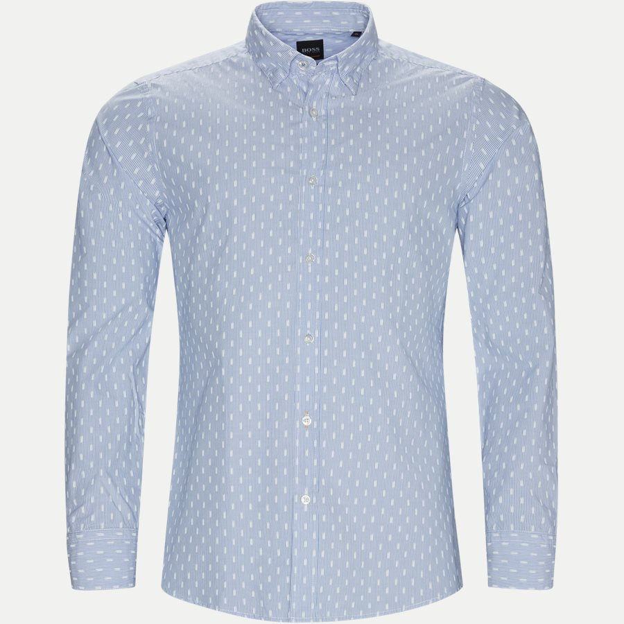 50403737 RELEGANT - Relegant_1 Skjorte - Skjorter - Regular - BLÅ - 1