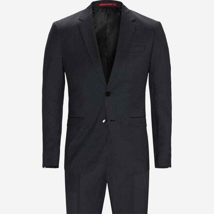 Suits - Ekstra slim fit - Grey