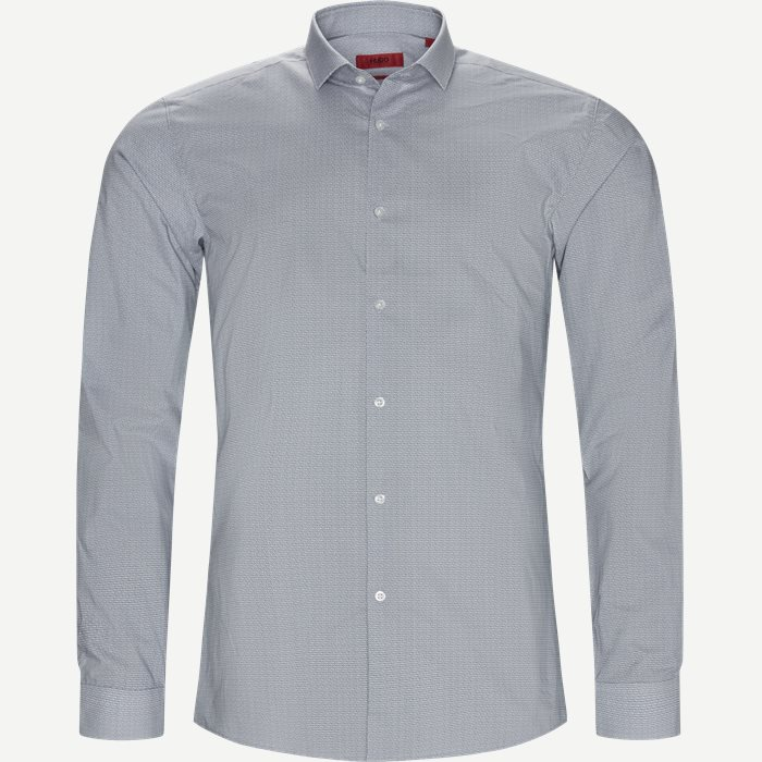 Shirts - Ekstra slim fit - Grey