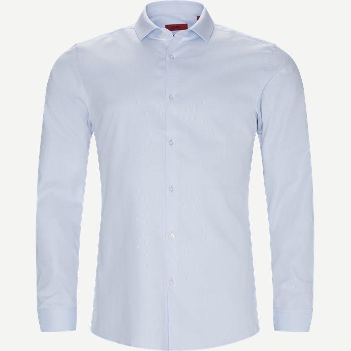 Erondo Skjorte - Skjorter - Ekstra slim fit - Blå