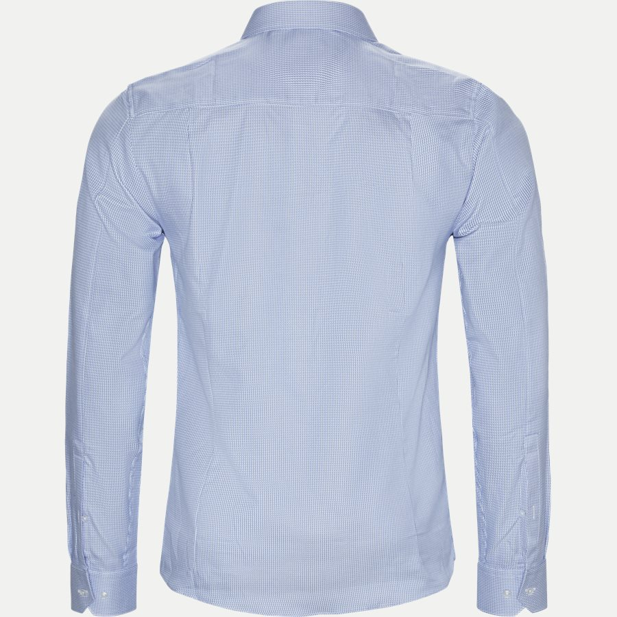 50404304 ELISHA - Elisha01 Skjorte - Skjorter - Ekstra slim fit - LYSBLÅ - 2