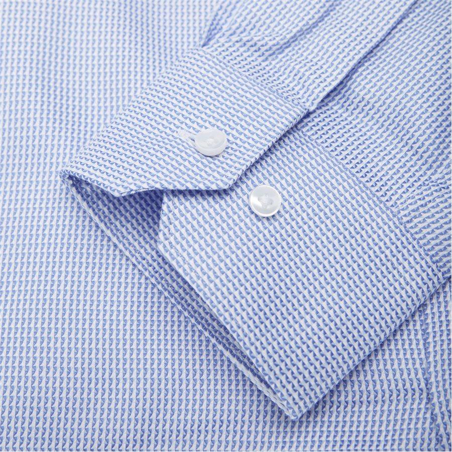 50404304 ELISHA - Elisha01 Skjorte - Skjorter - Ekstra slim fit - LYSBLÅ - 4