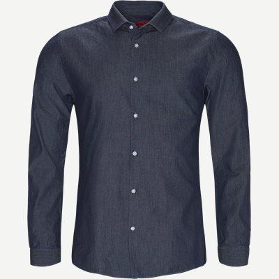 Erondo Skjorte Ekstra slim fit | Erondo Skjorte | Denim