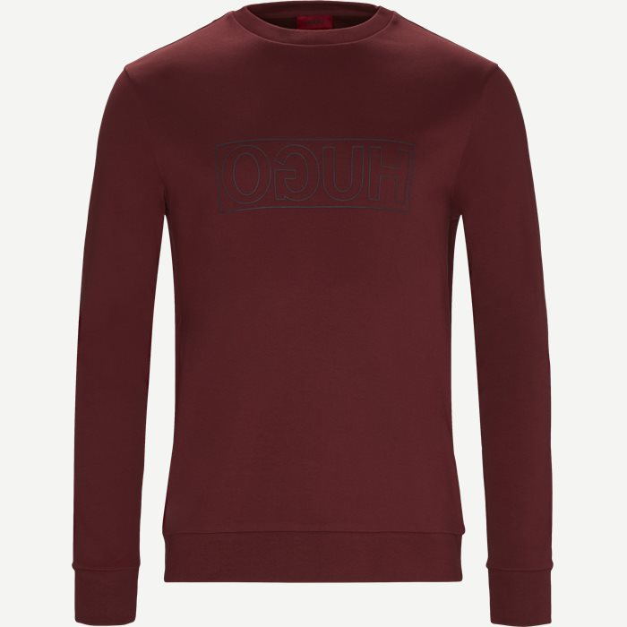 Dicago-U6 Sweatshirt - Sweatshirts - Regular - Bordeaux